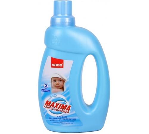 sano maxima Смягчитель для белья ulrta fresh (2 л.) 423406
