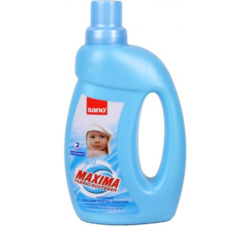 sano maxima balsam pentru haine ulrta fresh (2 l.) 423406