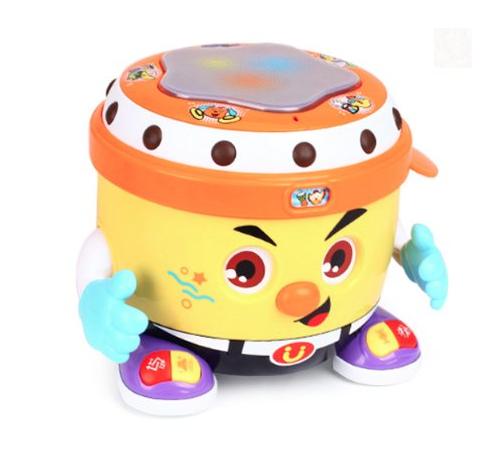 huile toys 6107 Барабан с музыкой и светом