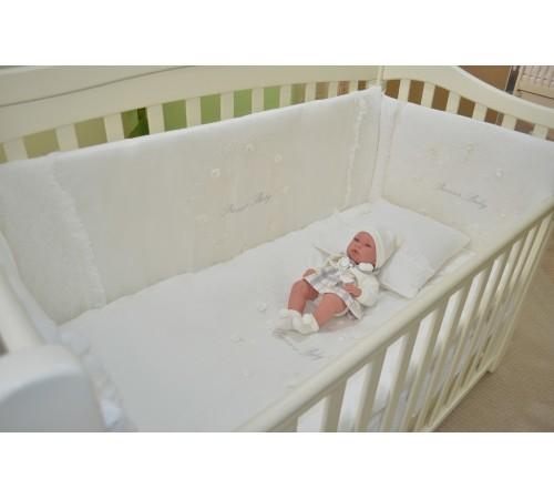 Mobila pentru camera copiilor de vanzare in Chisinau-Baby-Boom.md  in Moldova   show baby lenjerie de pat (crema)