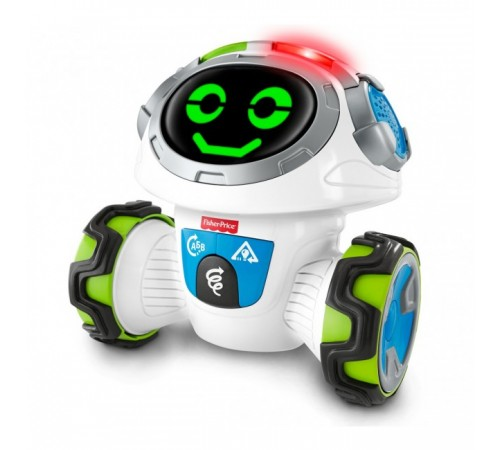 Jucării pentru Copii - Magazin Online de Jucării ieftine in Chisinau Baby-Boom in Moldova fisher-price robot movi (rus) fkc38