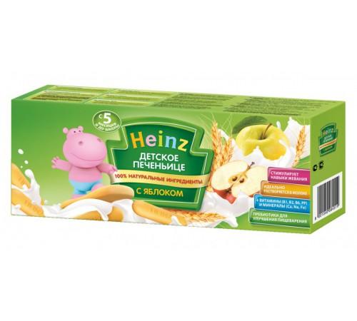 heinz Детское печеньице с яблоком 160г