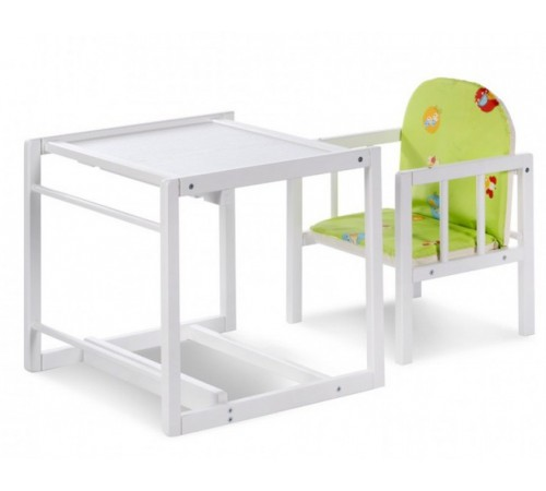 klups scaun-transformator din lemn agnieszka iii little bunny