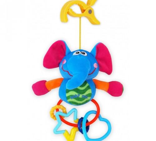 """baby mix ef-te-9687 e  jucărie pentru călătorie """"elefant"""""""