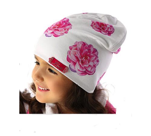 Одежда для малышей в Молдове marika mwj-2259 Шапочка piwonia