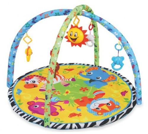 """Игрушки в Молдове baby mix tt-01917453 Игровой развивающий коврик """"Животные"""""""