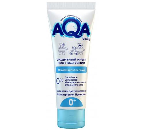 80.47 aqa baby Защитный крем под подгузник (75 мл.)