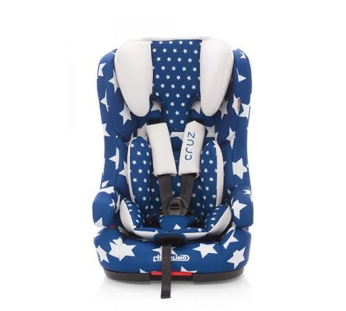 Детские коляски в Молдове chipolino Автокресло isofix cruz 1-2-3 stkcz0166bs 9-36кг звезды голубой