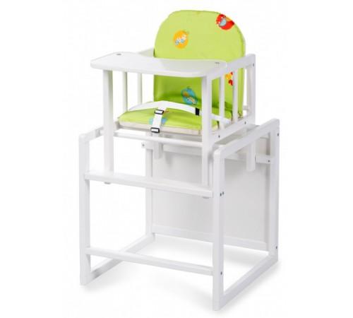 klups scaun-transformator din lemn agnieszka i alb (culori în asortiment)