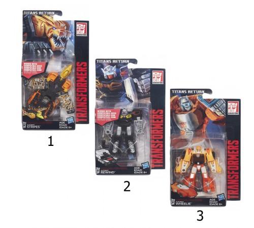 transformers b7771 Трансформеры Дженерэйшнс: Войны Титанов Лэджендс