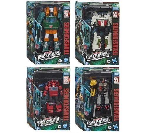 "transformers e7120 Трансформеры ""gen wfc e deluxe"" (14 см.) в асс."