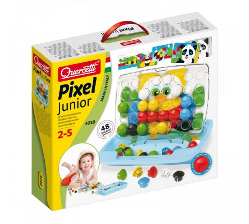 quercetti 4210 Мозаика pixel junior