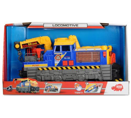 """dickie 3308368 jucați """"locomotiva"""" cu lumină și sunet"""