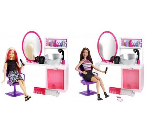 """barbie dtk04 Набор с Барби """"Салон сияющей красоты"""" в асс. (2)"""