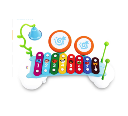 """Детскиймагазин в Кишиневе в Молдове hola toys 909 Музыкальная игрушка """"Ксилофон"""""""