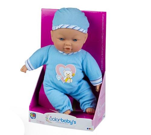 color baby 43413 Пупс 28см в ассортименте2