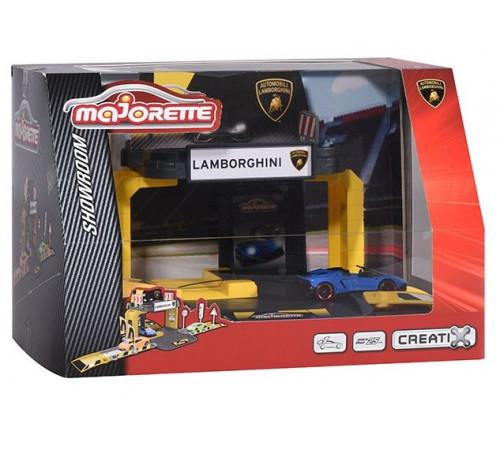 "majorette 2050024 Игровой набор ""lamborghini creatix"""