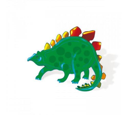 "quercetti 2611 Трафареты ""Динозавры"""