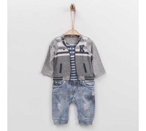 Одежда для малышей в Молдове  kitikate s31409 Комбинезон 3d w