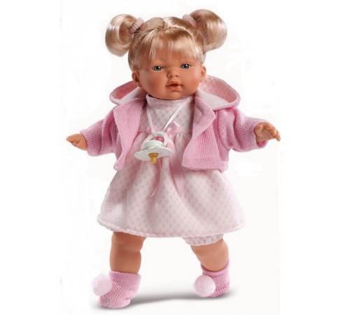 """Игрушки в Молдове llorens Интерактивная кукла """"Мария"""" 33250 (33 см.)"""