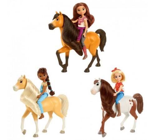 Детскиймагазин в Кишиневе в Молдове spirit gxf20 Игровой набор с куклой и лошадкой  (в асс.)