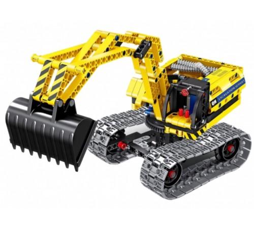"""xtech bricks 6801 Механический конструктор 2-в-1 """"Экскаватор"""" (342 дет.)"""
