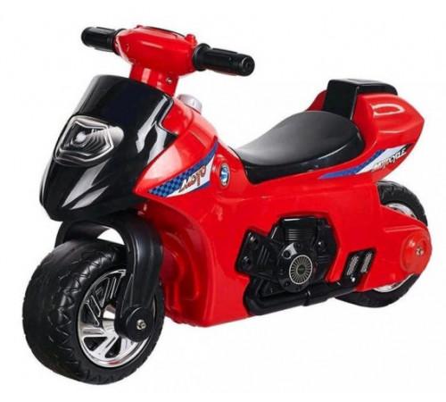 "bayo 38643 Беговел ""Мотоцикл"" красный"