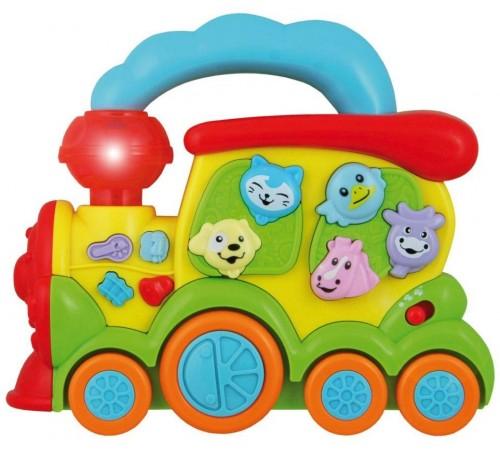 "Jucării pentru Copii - Magazin Online de Jucării ieftine in Chisinau Baby-Boom in Moldova baby mix di-wd 3635 jucărie muzicală ""tren"""