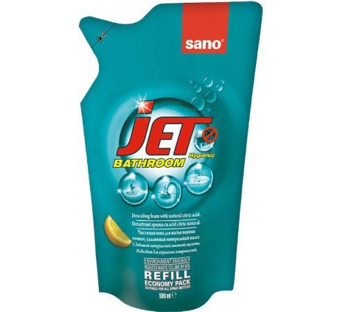 sano jet bathroom solutie uneversala pentru baie (rezerv)  500 мл 990689