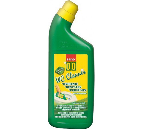 sano oo toilet cleaner Средство для мытья унитазов (750 мл) 293950