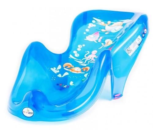 tega baby Сиденье для ванны антискользящее Аква aq-003-116 зеленый