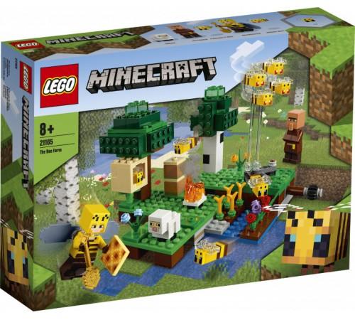 """lego minecraft 21165 Конструктор """"Пчелиная ферма"""" (238 дет.)"""