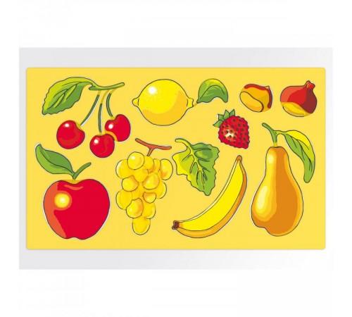 "quercetti 2612 Трафареты ""Фрукты и Овощи"""