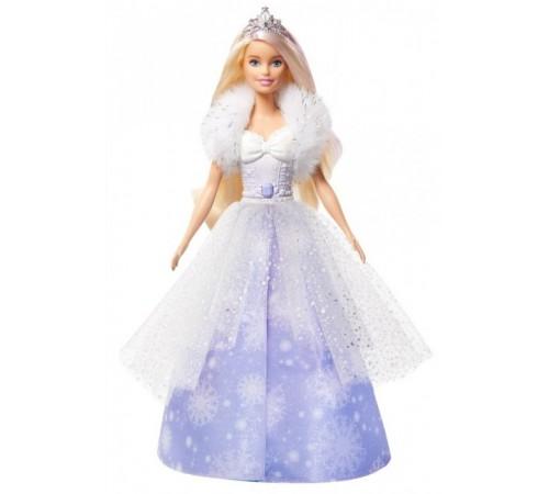 "barbie gkh26 Кукла ""Зимняя принцесса"""