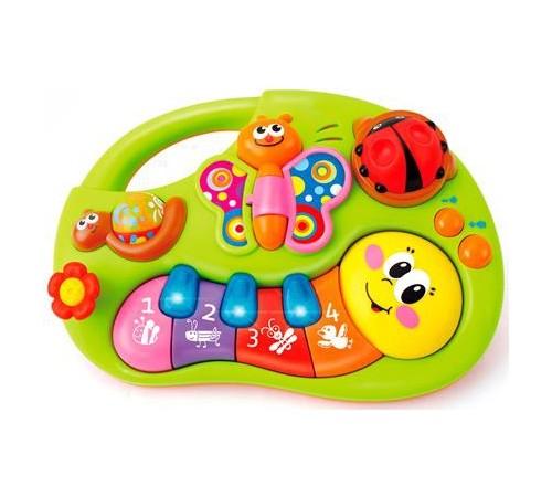 """Детскиймагазин в Кишиневе в Молдове hola toys 927 Музыкальная игрушка """"Веселое пианино"""""""