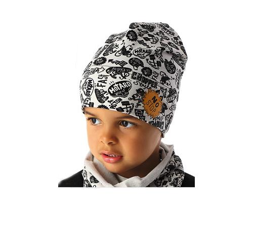 Одежда для малышей в Молдове marika mwj-2267 Шапочка stop