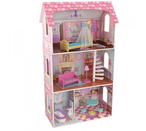 kidkraft 65179 Домик для кукол penelope dollhouse