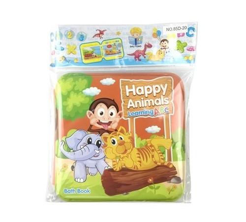 "Jucării pentru Copii - Magazin Online de Jucării ieftine in Chisinau Baby-Boom in Moldova op МЛЕ1.189 carte pentru baie ""happy animals"""