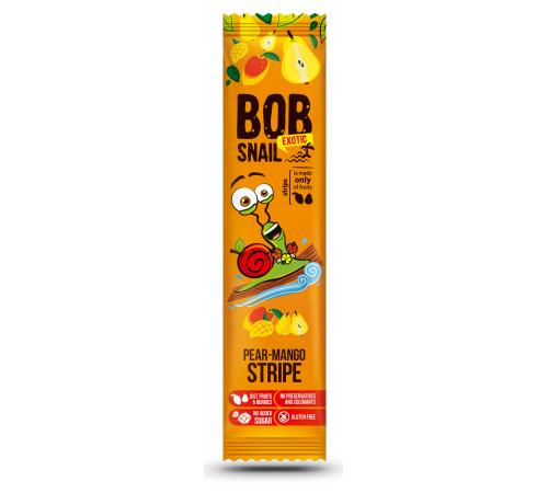 bob snail bomboane naturale de pere-mango (14 gr.)