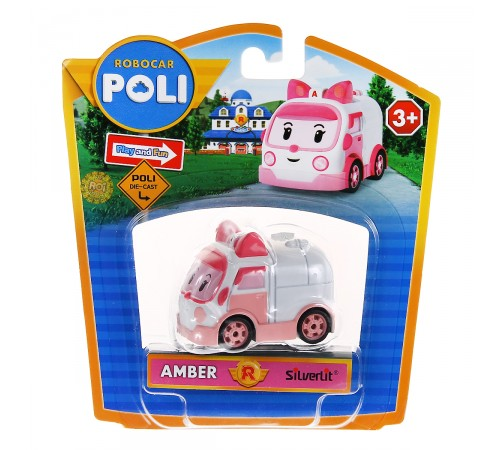 robocar poli 83163 Машинка Эмбер