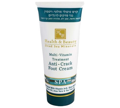 health & beauty Мультивитаминный крем для ног (180 мл.) 843168