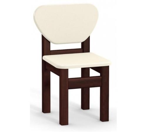 veres 30.2.05 scaun din lemn (ivory/nuc)