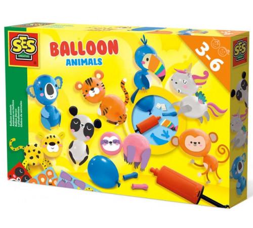 """Детскиймагазин в Кишиневе в Молдове ses creative 14649s Набор для творчества """"Воздушные шарики - животные"""""""
