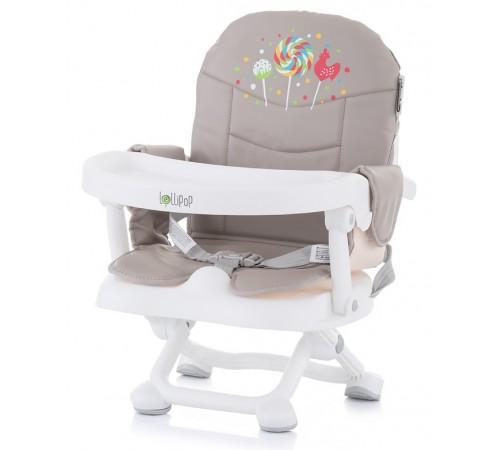 chipolino scaun pentru copii lollypop sthbl01901gy gri