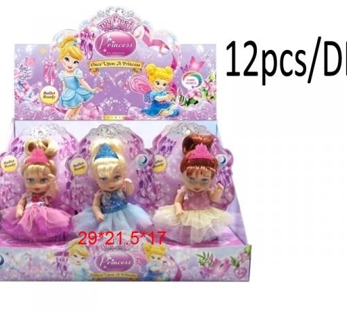 """Детскиймагазин в Кишиневе в Молдове op ДД01.60 Кукла """"princess"""" в ассортименте"""