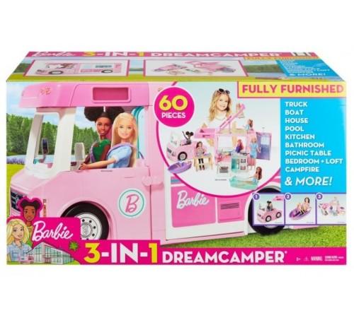 """barbie ghl93 Игровой набор """"Кемпер 3 в 1"""""""