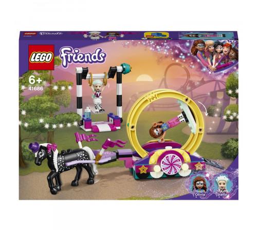 """lego friends 41686 Конструктор """"Волшебная акробатика"""" (223 дет.)"""