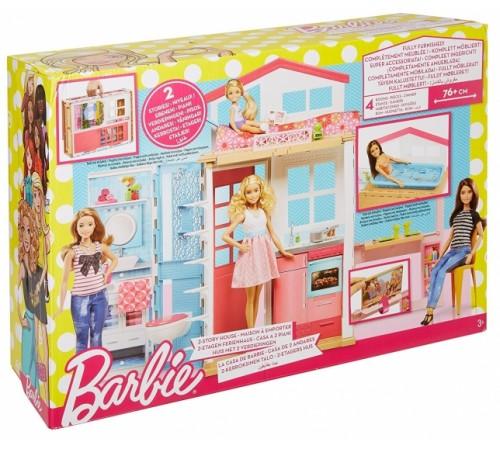 barbie dvv47 Домик Барби