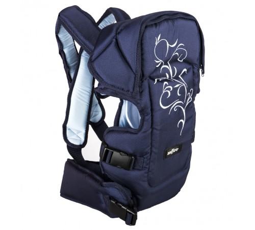 womar zaffiro marsupiu-rucsac №14 albastru inchis
