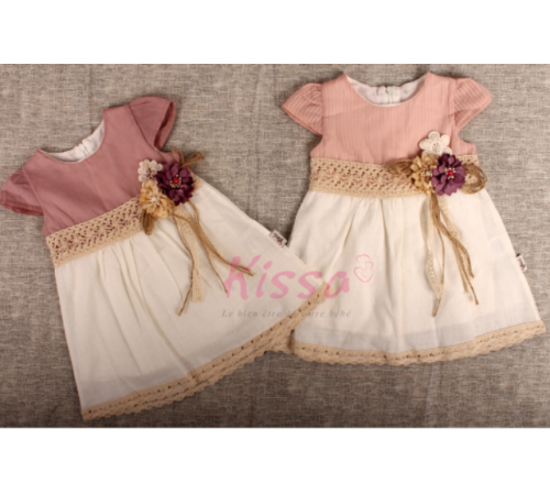 """Одежда для малышей в Молдове twetoon baby 229097 Платье """"Букет"""" в асс. (9-24 мес.)"""